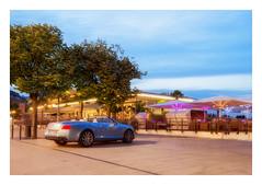 Hamburg´s Ocean Drive (PhotoChampions) Tags: oceandrive florida hamburg jungfernstieg bentley auto car luxury sommernight germany nightshot nachtaufnahme sommernacht parkplatz alster
