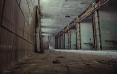Eastern State Penitentiary (Caleb Tomplait) Tags: calebtomplait sonya7rii sony rusty grity abandoned urbanx urbanex urbanexploration rundown pennsylvania philadelphia easternstatepenitentiary sony2470f28gm dusty old prison cell alcapone