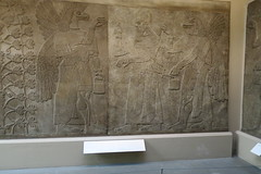 May 10: 73 Assyrian Relief (Aquafortis) Tags: art london england museums assyrian