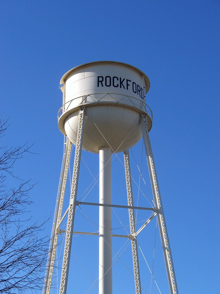 Ohio mercer county rockford - Oh Rockford Water Tower 2 Scottamus Tags Rockford Ohio Mercercounty Old Water
