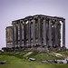 Temple of Zeus, look how small the tourists are!