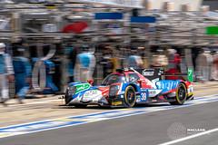 2017 24 Hours of Le Mans (MacLeanPhotographic) Tags: 24hoursoflemans fujifilm lemans freepractice graff lmp2 oreca07 jameswinslow