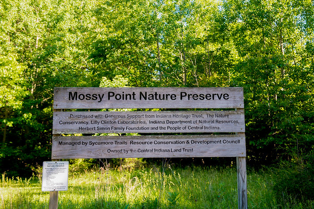 Mossy Point Nature Preserve - May 29, 2017
