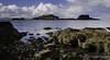 Fidra (ajp~) Tags: fidra yellowcraigs direlton eastlothian scotland clouds sky island lighthouse sea firthofforth water rocks coast coastline panorama landscape seaweed canon 6d alanjohnstone canon24105mmf4l canon1740mmf4l