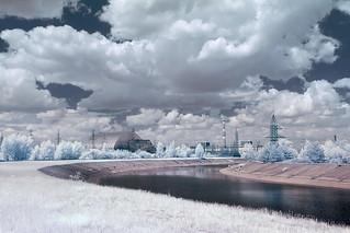 Chernobyl dream (Infra Red)