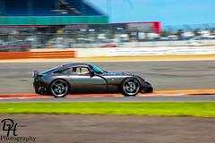 TVR Sagaris (Dan Haynes | Automotive Photography) Tags: supercar tvr sagaris british silverstone circuit racing parade lap automotive
