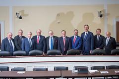 Canada's Premiers/les premiers ministres des provinces et territoires meet with/rencontrent members of the Congressional Western Caucus/les membres du caucus de l'Ouest du Congrès