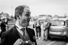 Emotion (deniscoeur) Tags: personne personnage mariage marié jourj wedding weddingday weddingphotographer reflex62 lumière lumièredujour lumièrenaturelle nikond810 sigmaart35mm f14 noirblanc whiteblack monochrome