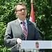 Rétvári Bence az Emberi Erőforrások Minisztériumának parlamenti államtitkára, a Kereszténydemokrata Néppárt alelnöke