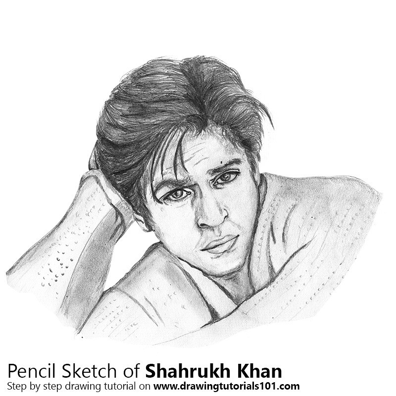 shahrukh khan coloring pages | The World's newest photos of king and pencil - Flickr Hive ...