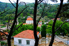 Village of Vrakades, Ikaria / Greece (ANJCI ALL OVER) Tags: greece greekislands ikaria aegean ελλάδα ελληνικάνησιά ικαρία αιγαίο northaegean