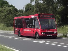 Regal Busways Optare Solo YJ60KBY (207) Cambridge Road Stansted Mountfitchet 19/06/17 (TheStanstedTrainspotter) Tags: bus buses transport public saffronwalden newport bishopsstortford stansted harlow oldharlow stanstedmountfitchet regalbusways regal 322 optare solo optaresolo yj60kby 207