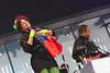 Arcade Fire (Strangelove 1981) Tags: 2017 arcadefire dublin malahidecastle live gig concert band music performance ireland winbutler regine chassagne haiti flag