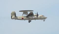 Northrop Grumman E-2C Hawkeye (Boushh_TFA) Tags: northrop grumman e2c hawkeye e2 443463 463 japan air selfdefense force jasdf misawa base msj rjsm aomori nikon d600 nikkor 300mm f28 vrii