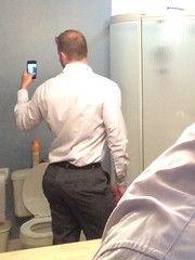 The best ass of 2016 (jeremy.jay1231) Tags: dresspants manbutt bubblebutt daddy