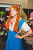 038 (Fearless Zombie) Tags: asukalangley evengelion asuka asukalangleysoryu ggc ggc2015 geekgirlcon seattle costumeplay costumes fall cosplay geekgirlcon2015