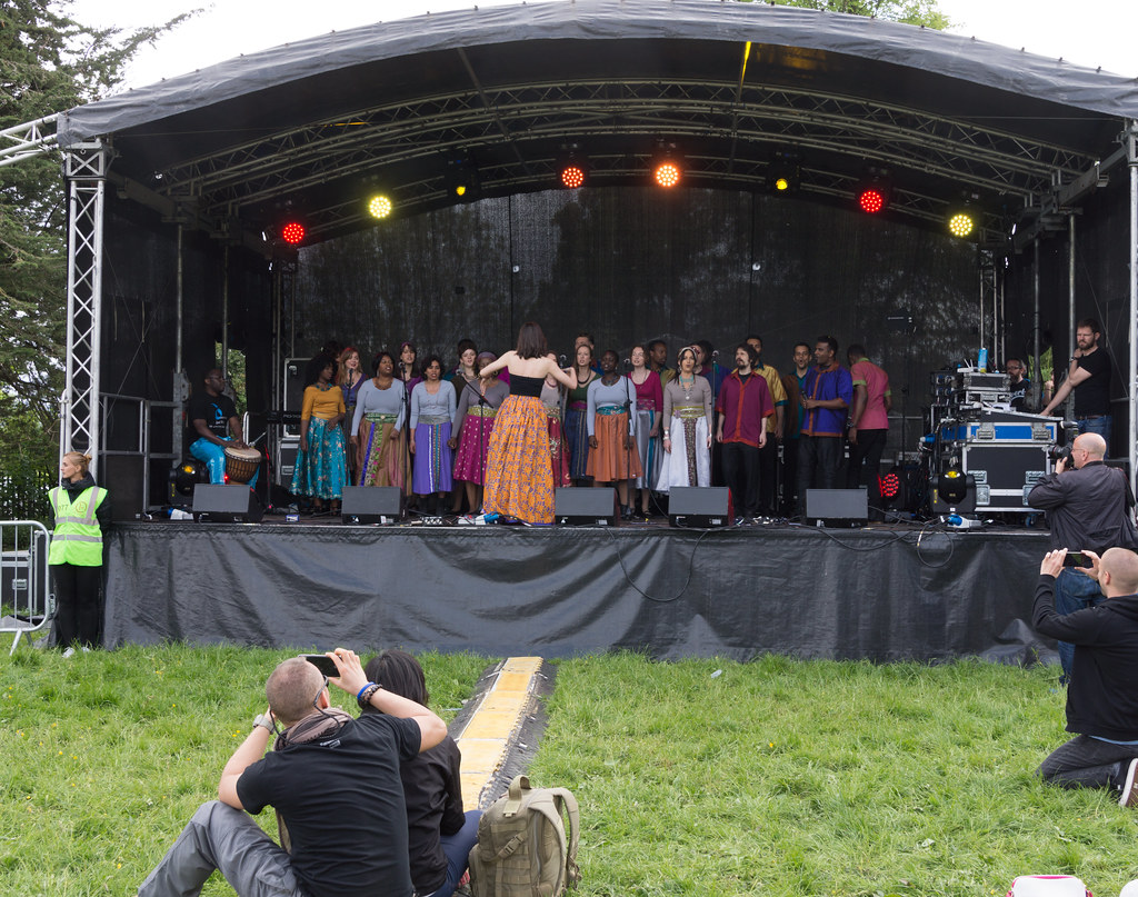 Discovery Gospel Choir At Africa Day 2017 In Dublin [Ireland Leading Multicultural Choir]-128825