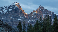 Light on the Peaks in Banff (Ken Krach Photography) Tags: banffnationalpark
