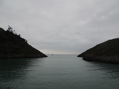 Ría de Barro. Barro (Asturias)