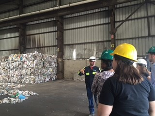 SCA Resource Recovery Tour