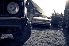 Offroad & Onroad (mlbp372) Tags: golf volkswagen vw lada niva jeep offroad car