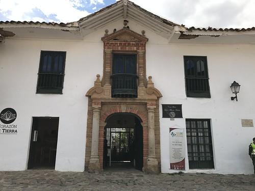 Casa Museo Luis Alberto Acuña, Villa de Leyva, Colômbia.