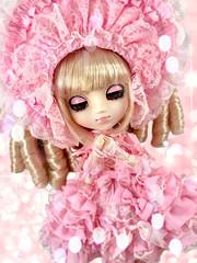 Sparkling Rose (Pullipprincess) Tags: pullip pullips pullipsfoglia sfoglia pink sparkles doll dolls cute kawaii angelicpretty ap lolita groove grooveinc jpgroove junplanning