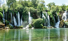 Kravice waterfalls (Adnan T.) Tags: kravice waterfall waterfalls water ljubuski bosnia bih watercolor green nature naturelovers naturephotography reflection amazing discover explore day daily spring swim swimm travel traveling traveler landscape photography photographer nikon nikonphotography capture shot pic picture picoftheday wonderful photolovers dailypic outdoor view enjoy outdoors