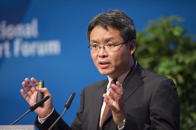 Bin Li on Intelligent Transport System for more efficient road freight