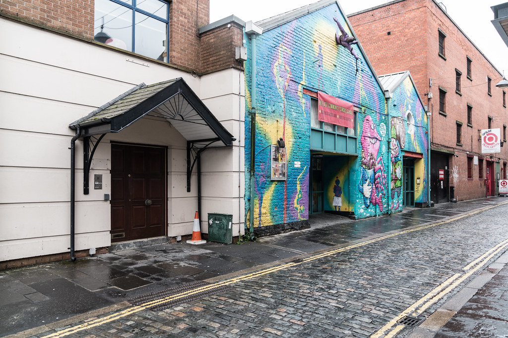 STREET ART AND GRAFFITI IN BELFAST [ANYTHING BUT THE FAMOUS MURALS]-129160