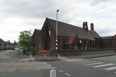 Former St Luke's Church, Warrington (Bill Boaden) Tags: cheshire mersey widnes warrington