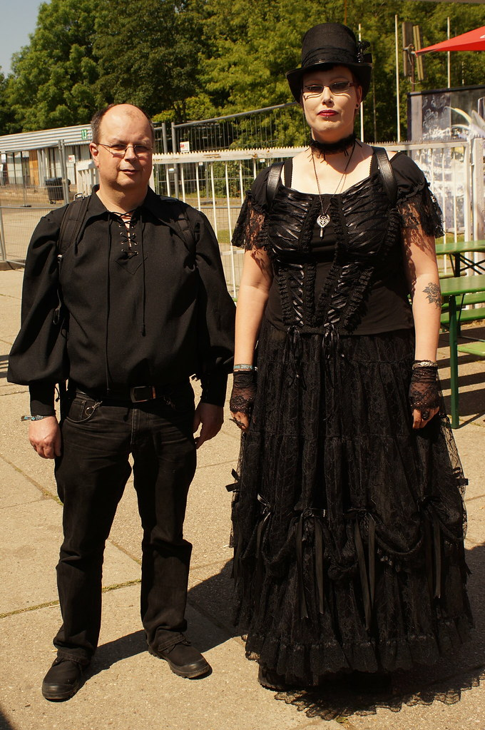 Dating site gothic
