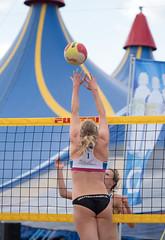 46044519 (roel.ubels) Tags: beach beachvolleybal beachvolleyball volleybal volleyball st sint anthonis pinkstertoernooi sport topsport 2017 eredivisie