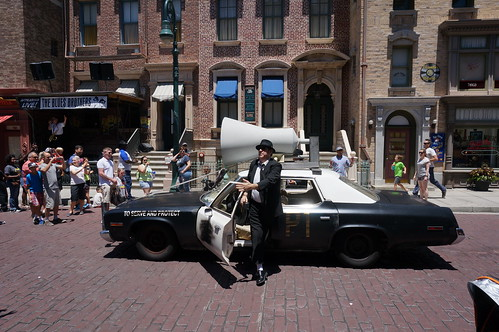 """Universal Studios, Florida: The Blues Brothers • <a style=""""font-size:0.8em;"""" href=""""http://www.flickr.com/photos/28558260@N04/34365387870/"""" target=""""_blank"""">View on Flickr</a>"""