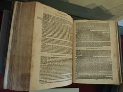 P5102553 (simonrwilkinson) Tags: nymans nationaltrust haywardsheath westsussex handcross book c17th