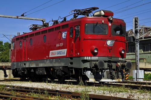 444-009 in Niš