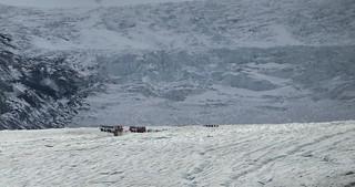 Athabasca Glacier, Jasper National Park, Alberta, CA