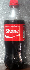 Shane - Reminded me of The Walking Dead 5/24/2017 (Patches Madison) Tags: shane coke cola drink beverage the walking dead