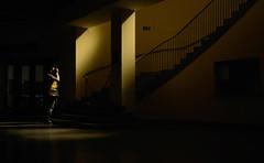 Fotograf / Photographer (Andreas Meese) Tags: wroclaw breslau mai 2017 nikon d5100 jahrhunderthalle hala stulecia treppenhaus staircase stairwell fotograf photographer messegelände unesco weltkulturerbe architecture architektur