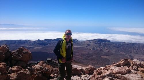 2017-06-17 Tenerife, Teide :-)
