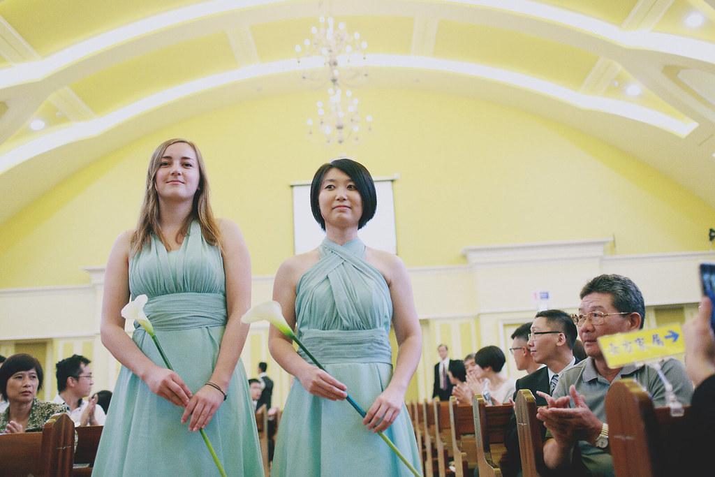教會婚禮,國賓飯店,婚禮攝影,電影感,底片