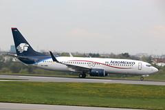 AeroMexico AX-AMS (shumi2008) Tags: aeromexico boeing boeing738 b737800 torontopearson toronto yyz