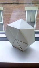 Hexagonal Antiprism (oschene) Tags: origami box shuzofujimoto