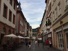 Heidelberg, Germany, May 2017