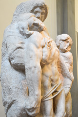 DSC_0582 (Seán Creamer) Tags: florence italy academyofflorence art david michelangelo renaissance prisoners saintmatthew pietà botticelli