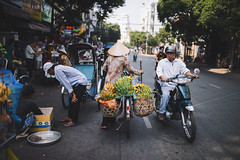 Vietnamese Streetlife (desomnis) Tags: vietnam saigon hochiminhcity hcmc asia southeastasia traveling travel travelphotography street streetphotography streetlife urban streetcandid canon6d 6d canoneos6d 35mm sigma35mm sigma35mmf14dghsmart desomnis people