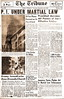 1944 0923 Tribune (goriob6) Tags: 1944 thetribune wwii martiallaw news