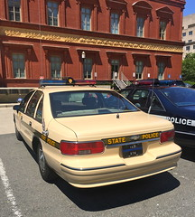 Maryland State Police (10-42Adam) Tags: maryland police statepolice marylandstatepolice msp trooper statetrooper 911 lawenforcement chevy chevrolet caprice chevycaprice chevroletcaprice classic vintage policeweek 2017