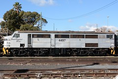 4497 (rob3802) Tags: nsw nswgr nswr alco dl500b 4458 4497 8044 aegoodwin goodwinalco qubelogistics qube juneeroundhouse junee harefield locomotive loco locodepot railway rail railyard diesel diesellocomotive dieselelectriclocomotive 44202 442class xpt