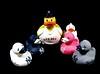 not all families can agree (muffett68 ☺ heidi ☺) Tags: duckies yankees redsox ansh scavenger1 socks